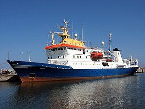 Statek wodny